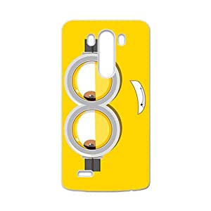 Lovely yellow classes doll Cell Phone Case for LG G3