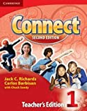 img - for Connect Level 1 Teacher's edition (Connect (Cambridge)) book / textbook / text book