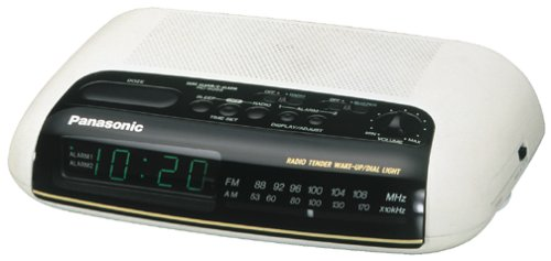 panasonic clock radio alarm - 3