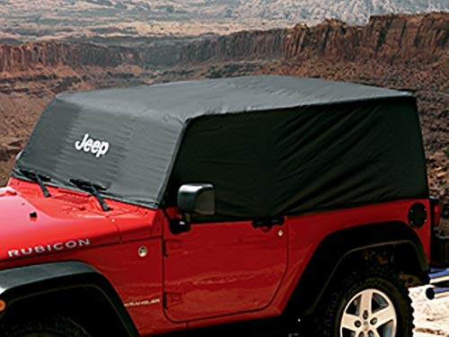 Jeep Wrangler 2007-2012 4 DR Cab Cover New OEM!!!! ()