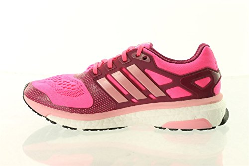 adidas , Baskets mode pour fille rose rose