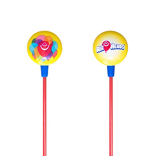 iHip AIRHEADS Candy Stereo Earbud with Built-in Mic for Appl