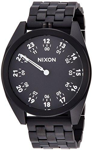 [ニクソン]NIXON GENESIS: ALL BLACK NA920001-00 メンズ
