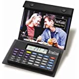 Extreme Zone NutriGuide Nutrition Sports Science Electronic Calculator (Needs replacement of CR2450 3V battery)