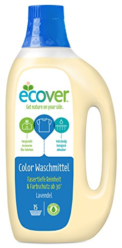 Ecover Color Flüssigwaschmittel 1,5l