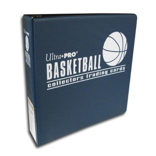 (Ultra Pro NBA Basketball Album in Blue)
