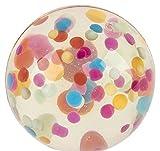 DollarItemDirect 1.75''(45MM) Confetti HI-Bounce Ball, Case of 288