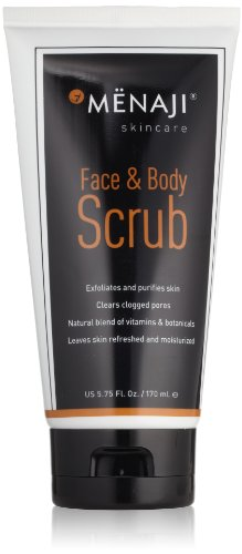 M naji Face Body Scrub