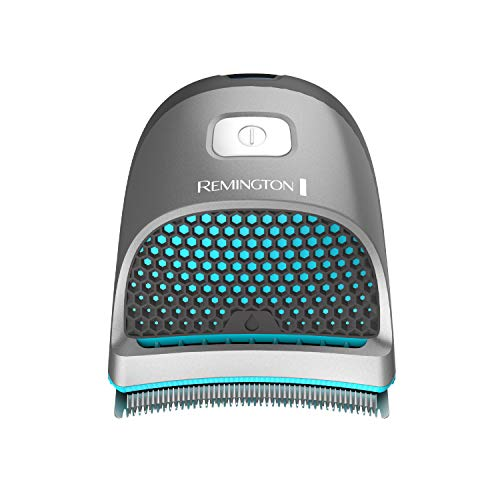 Remington Shortcut Pro Self-Haircut Kit, HC4240 Black/Blue, Includes Hair Clippers, Hair Trimmers, Clippers