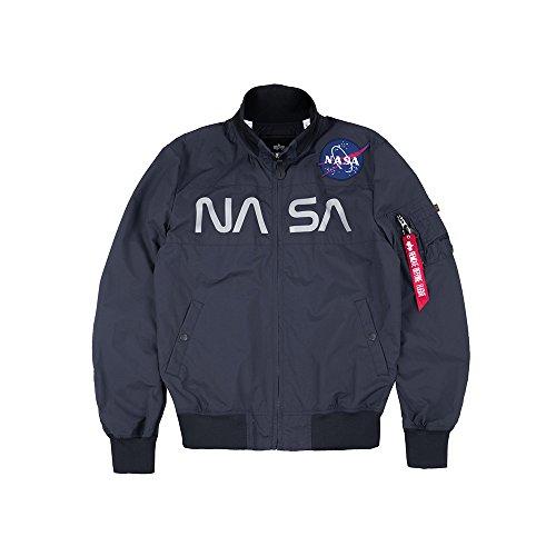 Jacket RepBlue Alpha Nasa Men Industries 5RLAj4