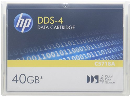 HP HEWC5718A DAT DDS-4 Data Cartridge