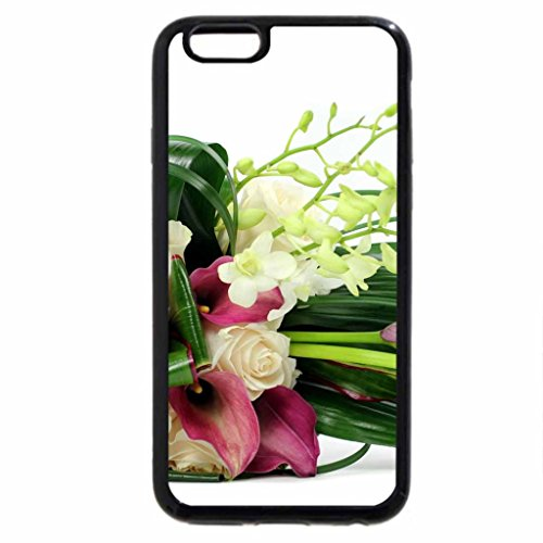iPhone 6S / iPhone 6 Case (Black) Lovely and delicate