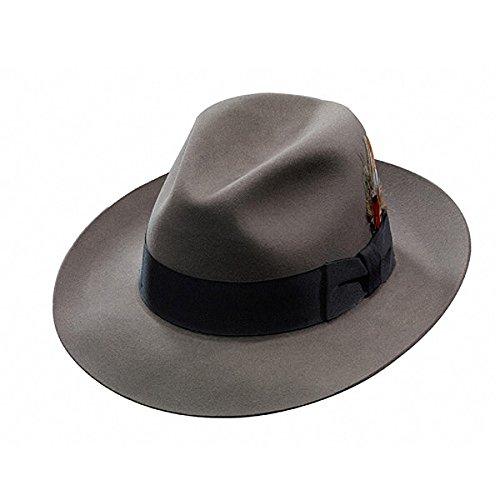 e846d5cfecacd Stetson Men s Sttson Temple Royal Deluxe Fur Felt Hat