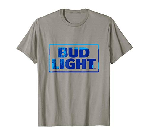 Bud Light Official Logo T-shirt