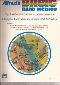 Alfred Bb Cornet - Alfred's Basic Band Method Feldstein & O`Reilly Bb Cornet (BaritoneT.C.) Book 1