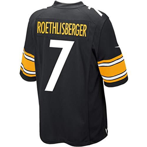 (Ben_Roethlisberger_Black Football Fans Game Jerseys Custom Jersey Sportswears)