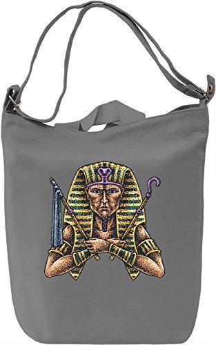 Egypt god Borsa Giornaliera Canvas Canvas Day Bag| 100% Premium Cotton Canvas| DTG Printing|