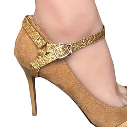 per Cinture scarpe per Accessori Paradise scarpe B36 scarpe Tacchi Wukong alti donna antiscivolo Accessori per da txw5T