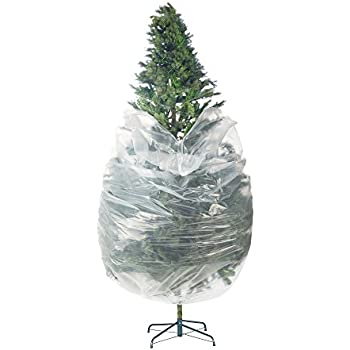 elf stor 83 dt5026 premium christmas poly large storage bag 9 x 6 for 9 trees - Christmas Tree Bags Amazon