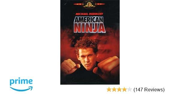 Amazon.com: American Ninja: Michael Dudikoff, Steve James ...