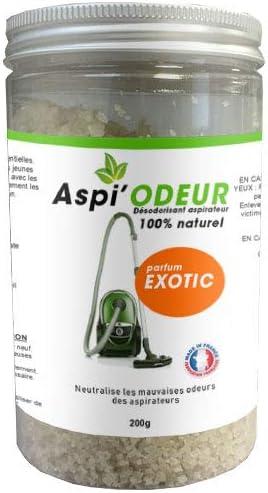 aspi olor Exotic 200 G – Ambientador para aspiradora: Amazon.es ...