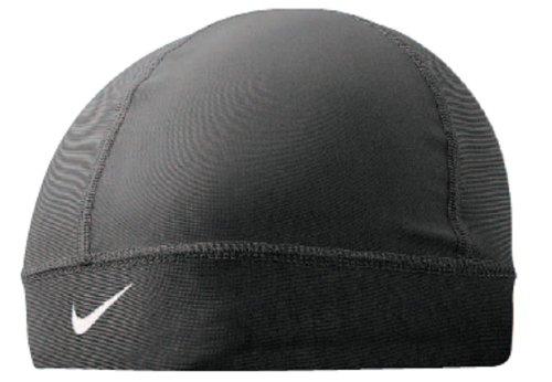 Nike Pro Combat Skull Cap (Black/White, Osfm)