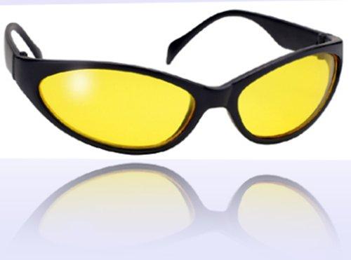 Slim Jim Yellow Lens Tint Night Driving - Sunglass Driving For Tint