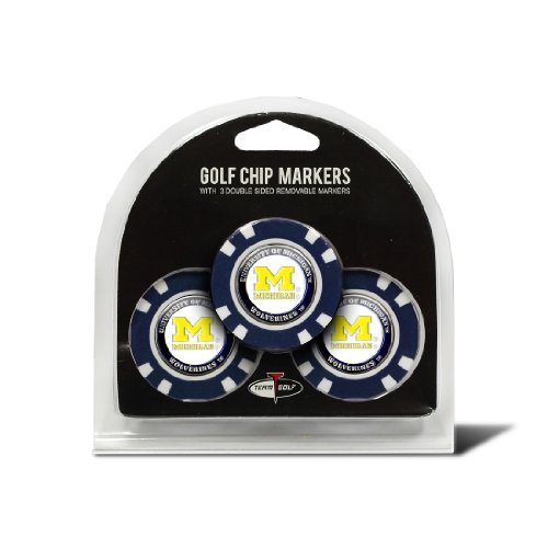 set-of-3-michigan-wolverines-poker-chips-with-removable-golf-ball-markers