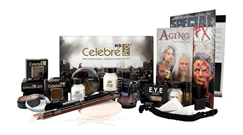 Mehron Makeup Celebre Pro Cream Kit TV Video