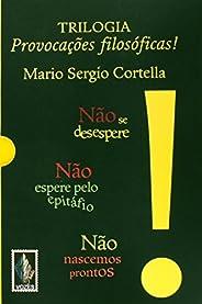Trilogia Provocações Filosóficas! - Caixa