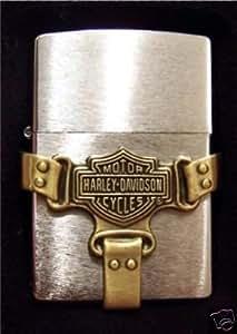 Harley Davidson Bootstrap Zippo Lighter