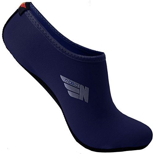 nbera-quick-dry-solid-color-light-weight-low-cut-swimming-shoes-ias019-navy-m