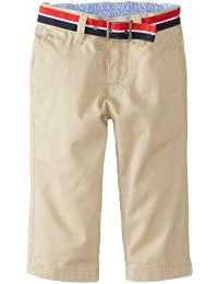 Baby Boys' Charlie Flat Front Pant