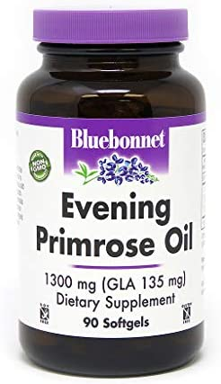 BlueBonnet Evening Primrose Oil Softgel
