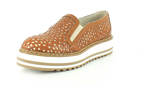 White Mountain SUMMIT Womens Braxton Slide Camel Slip-On ...