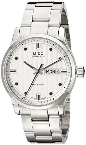 mido-mens-mido-m0058301103100-multifort-analog-display-swiss-automatic-silver-watch