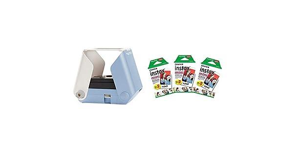 Amazon.com: KiiPix - Impresora de fotos para smartphones ...