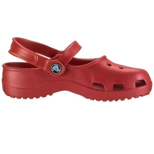Jane Rojo Para Bailarinas Crocs Niña Mary XwZ5x0