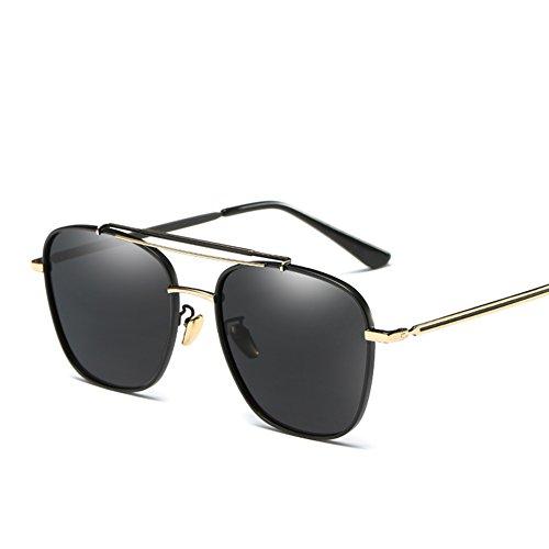 para 400 De UV Aviator Sol Polarizadas C1 C1 Mujer Protección para Hombre Gafas SYqT6HzZww