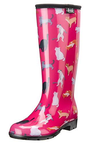 Sloggers Stride Rain and Fashion Tall Boot with Comfort Insole