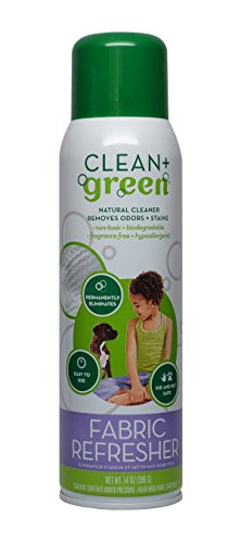 Natural Fabric Refresher Spray, Deodorizer, Stain and Odor Remover - Natural Outdoor Fabric