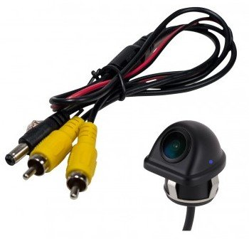 """Factory Connect Camera System for 2014 Jeep Grand Cherokee with 5"""" or 8.4"""" Factory Screen"""
