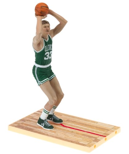 McFarlane Toys NBA Sports Picks Legends Series 1 Action Figure Larry Bird (Boston (1 Mcfarlane Sports Picks Toys)
