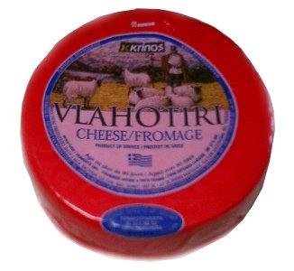 Vlahotiri Cheese, approx. 3.1-3.5 lb