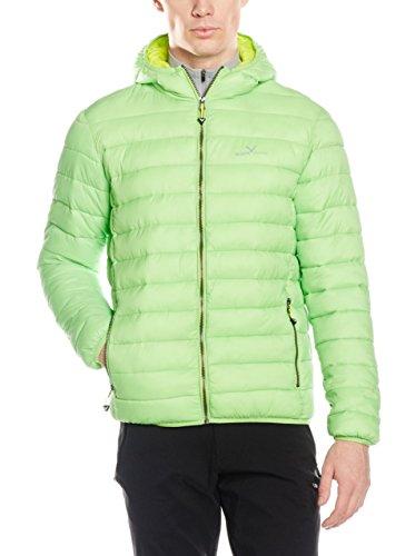 Green Yellow Jacket Black Down Crevice Men's wZxqxX4AI