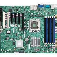 Supermicro DDR3 800 LGA 1366 Server Motherboard X8STE-O