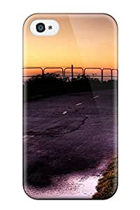 Brand New 4/4s Defender Case For Iphone (road)