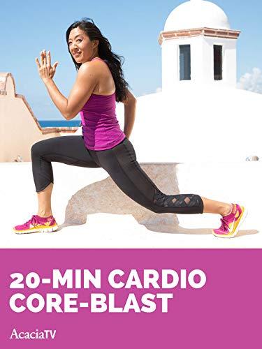20-min Cardio Core-Blast