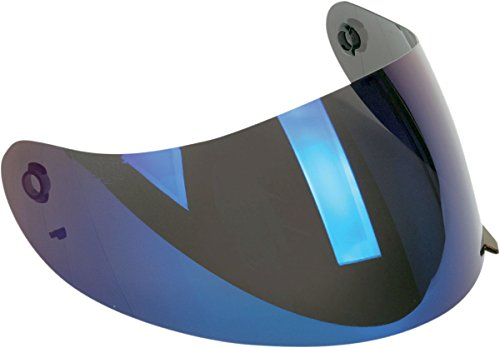 AGV Anti-Scratch Shield for K3 Helmet - Iridium (Agv Visor)