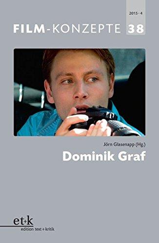 Dominik Graf (Film-Konzepte) Taschenbuch – 1. Januar 2015 Jörn Glasenapp Michaela Krützen Fabienne Liptay Johannes Wende